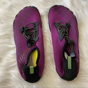 Brand New Purple Water Shoes Size 7